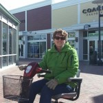 Mobility Scooter Rentals - Portland Maine. FREEPORT