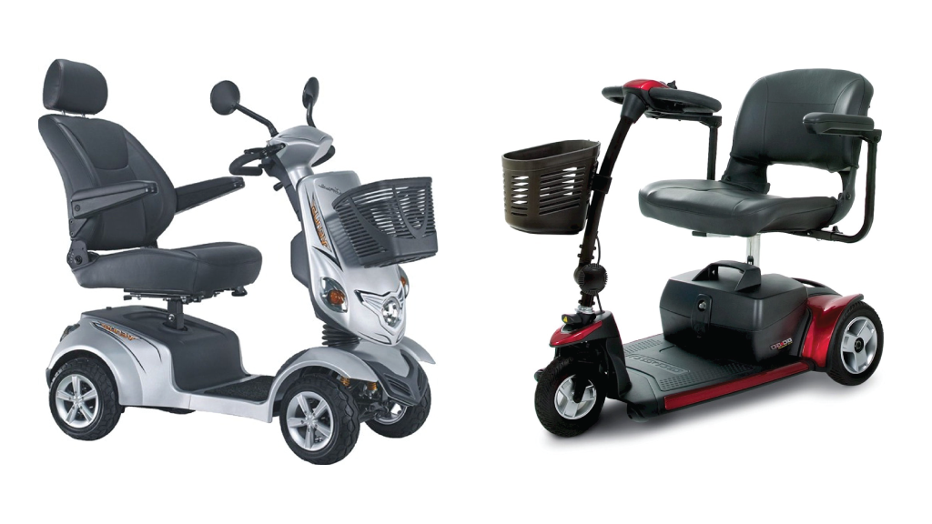 Mobility Scooter Rentals - Portland Maine. VARIETY OF BRANDS